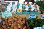 Mushrooms at Market